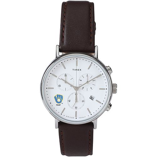 Men's Timex Milwaukee Brewers General Manager Watch