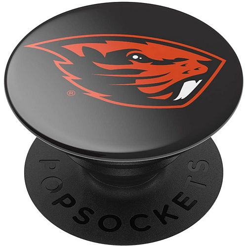 PopSockets Oregon State Beavers Black Swappable PopGrip