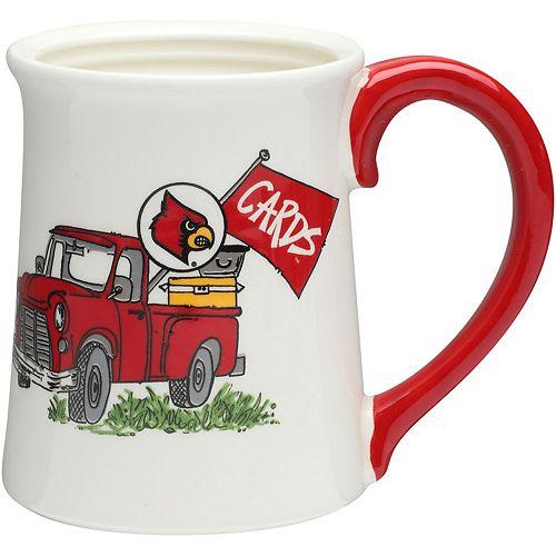 Louisville Cardinals 16oz. Traditions Mug