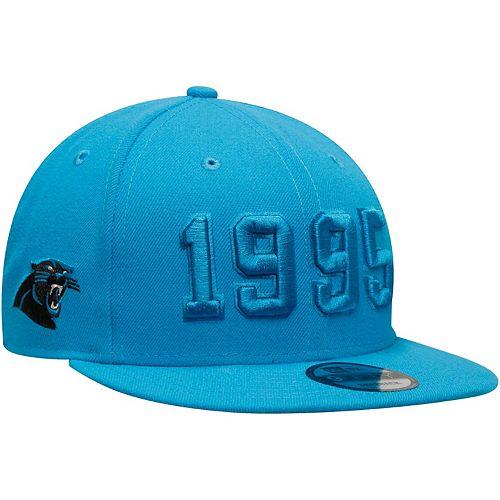 Men's New Era Blue Carolina Panthers 2019 NFL Sideline Color Rush 9FIFTY Adjustable Snapback Hat
