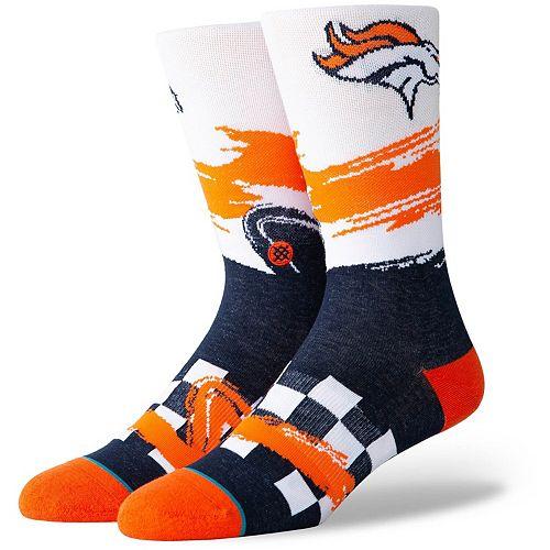 Youth Stance Denver Broncos Racer Crew Socks