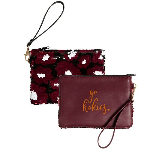Virginia Tech Hokies Women's Claire Clutch
