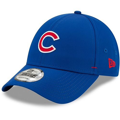 Men's New Era Royal Chicago Cubs Dash Featherweight 9FORTY Adjustable Hat