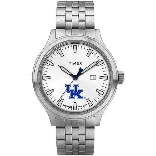 Men's Timex Kentucky Wildcats Top Brass Watch