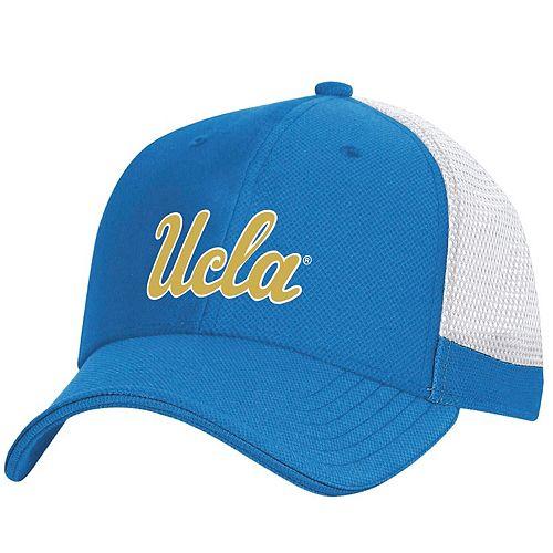 Men's Under Armour Blue UCLA Bruins Sideline Blitzing Accent Performance Flex Hat