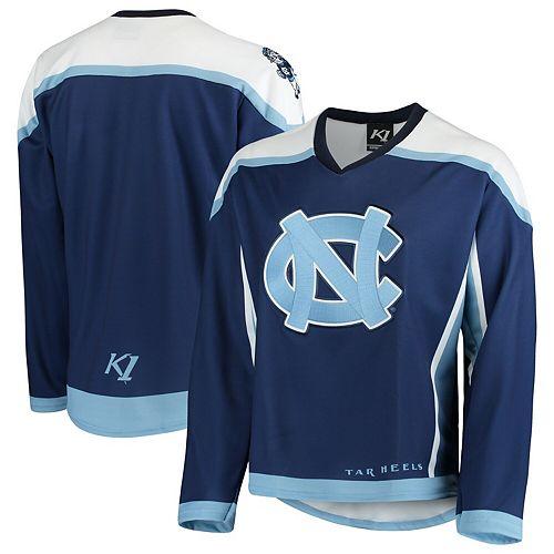 North Carolina Tar Heels Replica Hockey Jersey - Navy