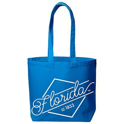 Florida Gators Women's Established Daily Grind Canvas Bag