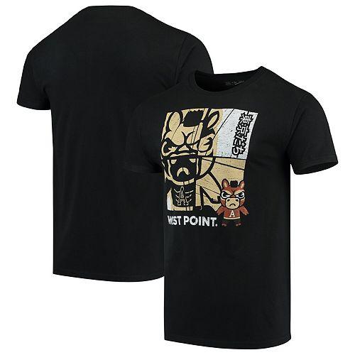 Men's Black Army Black Knights Tokyo Dachi 2.0 T-Shirt