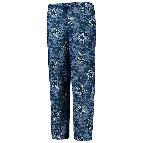 Youth Navy Dallas Cowboys Tallow Lounge Pants