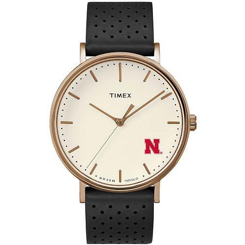 Timex Nebraska Cornhuskers Grace Watch