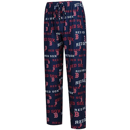 Men's Concepts Sport Navy Boston Red Sox Fairway Knit Pants