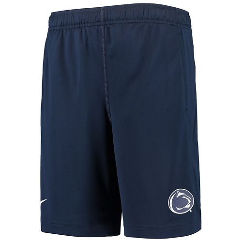 Youth Nike Navy Penn State Nittany Lions Fly 2.0 Performance Shorts