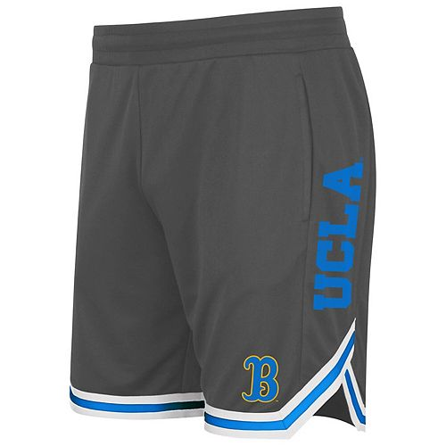 Men's Colosseum Charcoal UCLA Bruins Continuity Shorts
