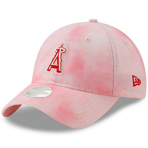 Los Angeles Angels New Era Women's 2019 Mother's Day 9TWENTY Adjustable Hat - Pink