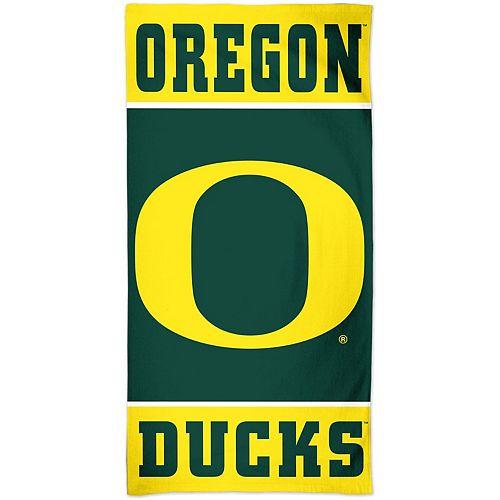 "WinCraft Oregon Ducks 30"" x 60"" Spectra Beach Towel"