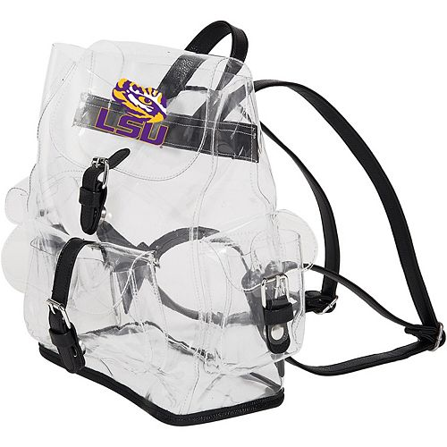 The Northwest Company LSU Tigers Lucia Clear Backpack