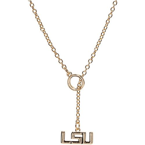 Women's LSU Tigers Rees Necklace