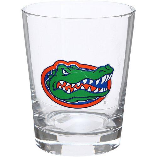 Florida Gators 15oz. Double Old Fashioned Glass