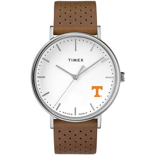 Timex Tennessee Volunteers Bright Whites Tribute Collection Watch