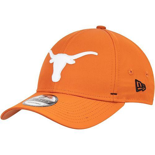Men's New Era Texas Orange Texas Longhorns Dash 9FORTY Adjustable Hat