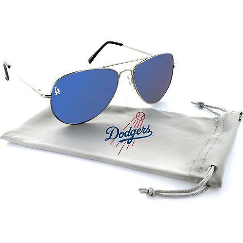 Los Angeles Dodgers Estrada Engraved Aviator Sunglasses
