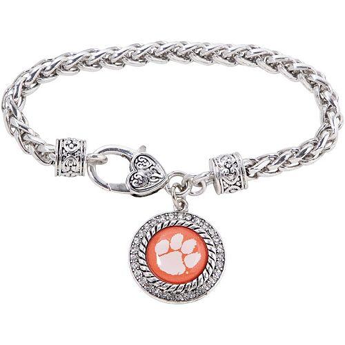 Clemson Tigers Women's Allie Bracelet