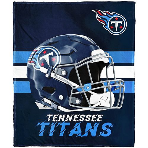 "The Northwest Company Tennessee Titans 50"" x 60"" Protector Silk Touch Throw"
