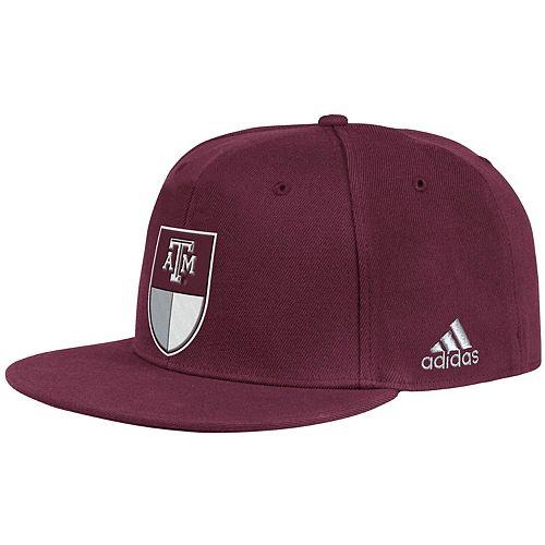 Men's adidas Maroon Texas A&M Aggies Ultra Flex Hat