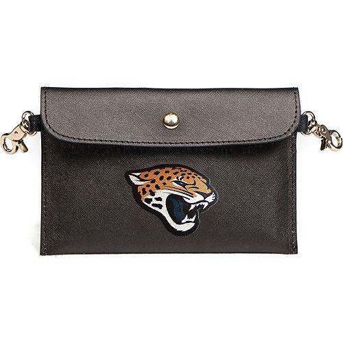 Women's Cuce Jacksonville Jaguars Huddle Up Hip Bag