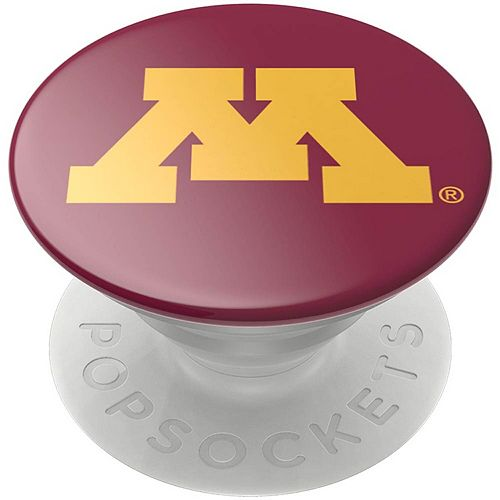 PopSockets Minnesota Golden Gophers Maroon Swappable PopGrip