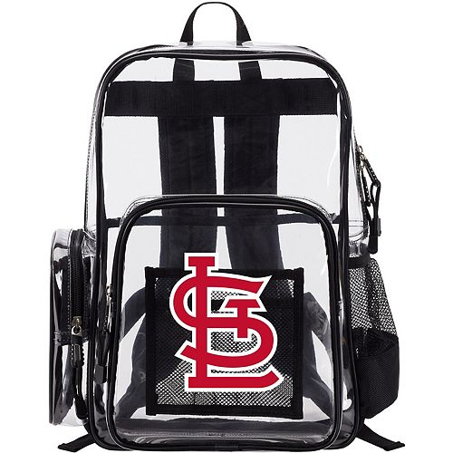 The Northwest Company St. Louis Cardinals Dimension Clear Backpack