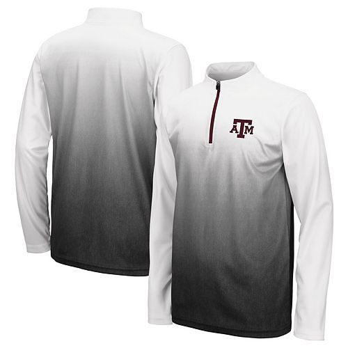 competitive price 6af16 d25a5 Youth Colosseum Black Texas A&M Aggies Magic Quarter-Zip Jacket