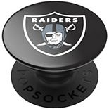 PopSockets Oakland Raiders Black Swappable PopGrip