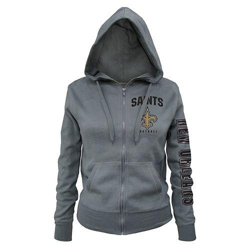 Women S New Era Gray New Orleans Saints Playbook Glitter