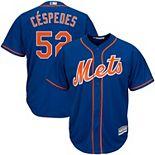 Men's Majestic Yoenis Cespedes Royal New York Mets Cool Base Player Jersey