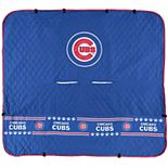 """Chicago Cubs 49"""" x 54"""" Pet Car Seat Cover"""