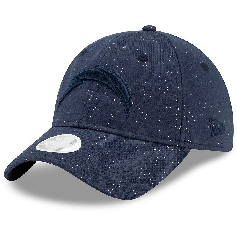 UPC 193647842680 product image for Women's New Era Navy Los Angeles Chargers Sparkle 9TWENTY Adjustable Hat, CHG Bl | upcitemdb.com