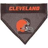 Cleveland Browns Reversible Pet Bandana