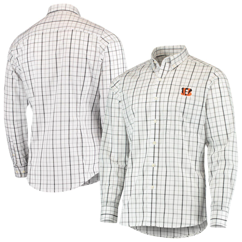 cincinnati bengals dress shirt