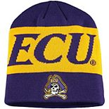 Men's adidas Purple ECU Pirates 2019 Sideline Coaches Beanie
