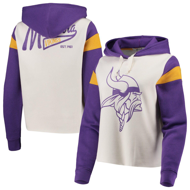 womens minnesota vikings sweatshirt