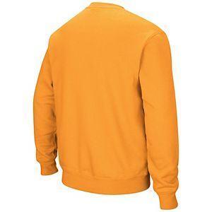 Men's Colosseum Tennessee Orange Tennessee Volunteers Big & Tall Arch & Logo Sweatshirt