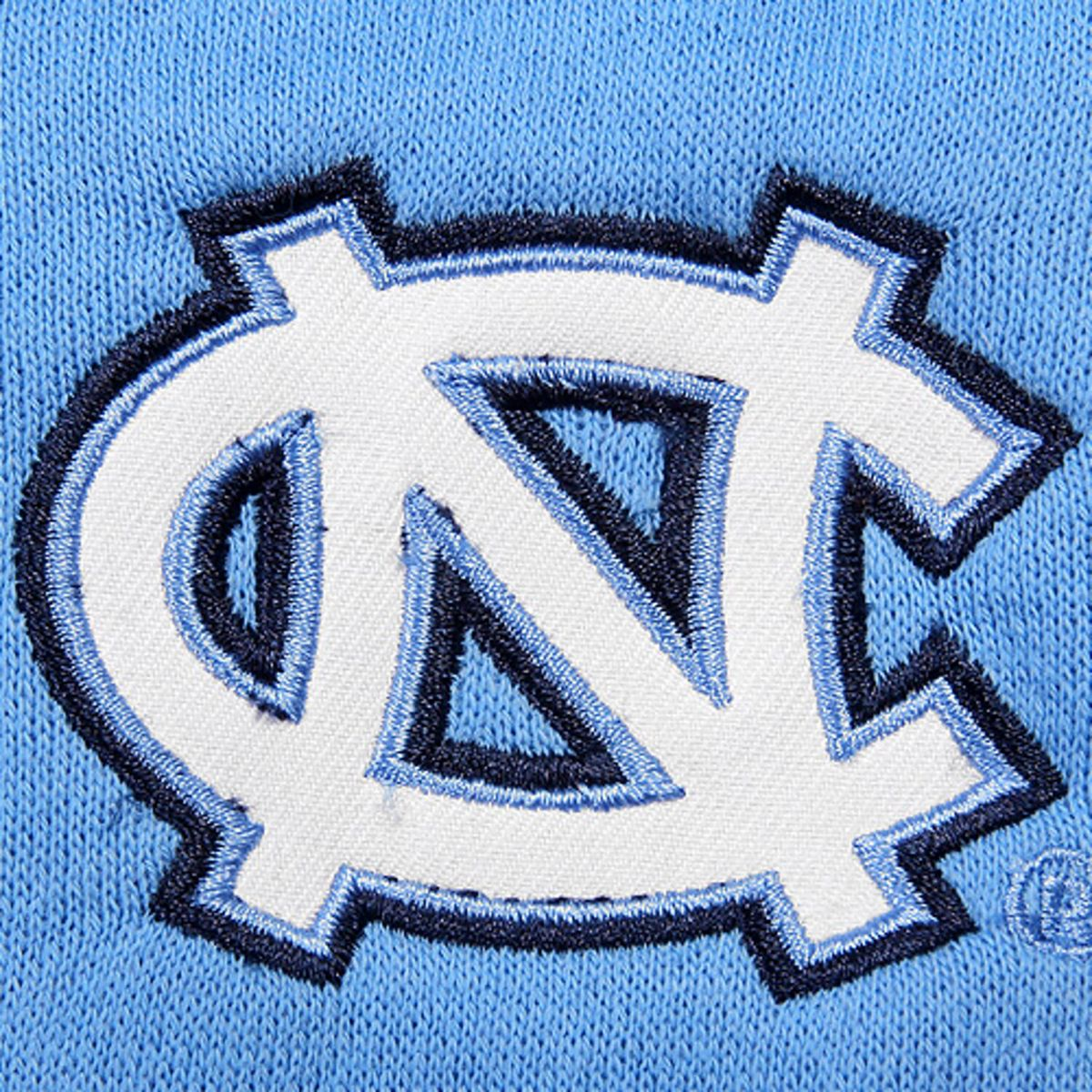 Women's Stadium Athletic Carolina Blue North Carolina Tar Heels Arched Name Full-Zip Hoodie Z0G6l