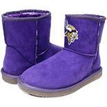 Girls Youth Cuce Minnesota Vikings Rookie 2 Boots