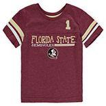 Toddler Colosseum Heathered Garnet Florida State Seminoles Boone T-Shirt