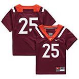 Toddler Nike #25 Maroon Virginia Tech Hokies Untouchable Football Jersey