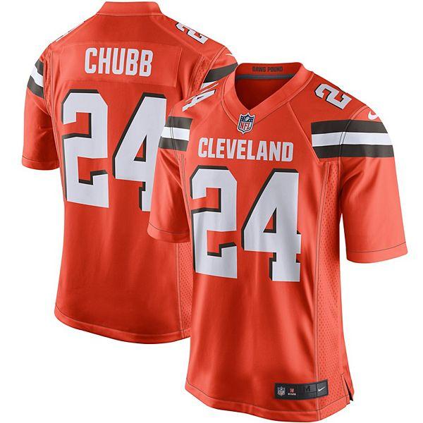 nick chubb jersey cheap