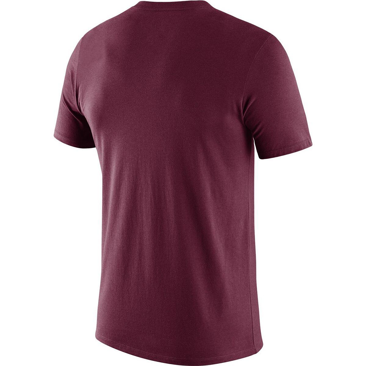 Men's Nike Garnet Florida State Seminoles Football Performance T-Shirt vR4S5