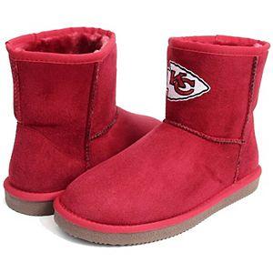 Girls Preschool Cuce Kansas City Chiefs Rookie 2 Boots