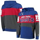 Men's G-III Sports by Carl Banks Royal New York Giants Extreme Special Team Pullover Hoodie